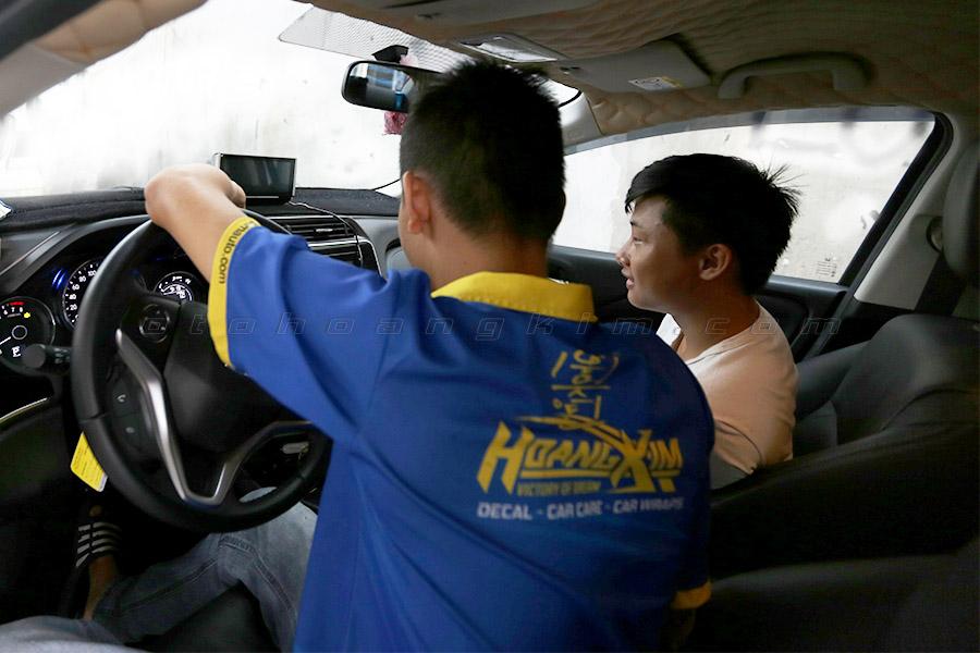 Học nghề chăm sóc, trang trí ô tô ở đâu chất lượng tại TP.HCM