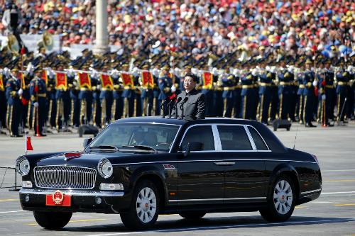 10 mẫu ôtô tượng trưng cho quyền lực chính trị trên thế giới
