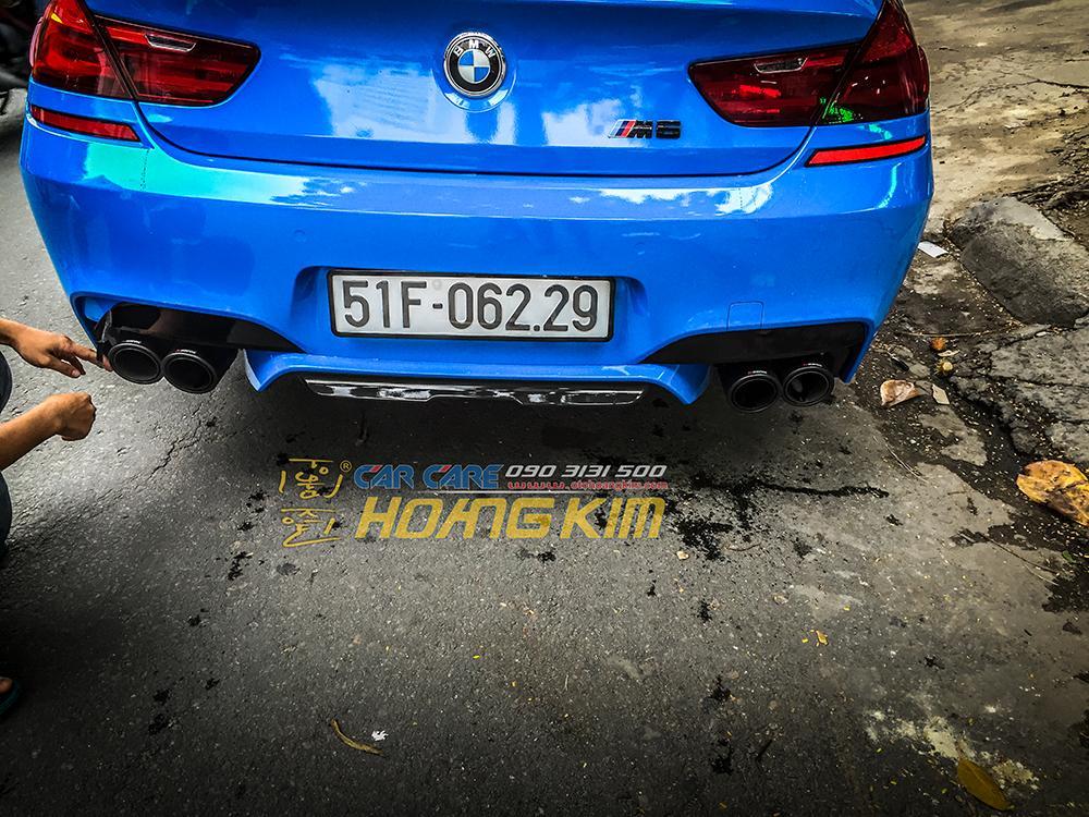 ĐỘ PÔ BMW SANG TRỌNG ĐẲNG CẤP