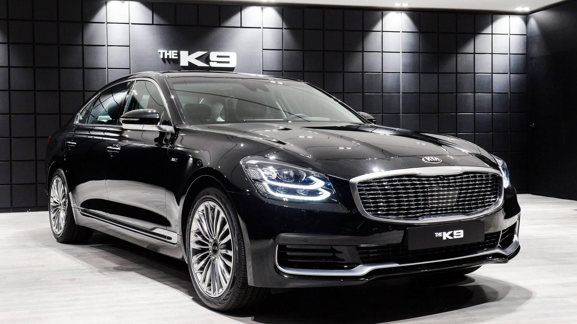 Kia K9 thế hệ mới ra mắt - tham vọng cạnh tranh xe Đức