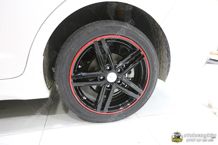 Lazang ô tô cho chiếc Hyundai Elantra