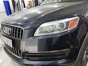 Độ Led Audi