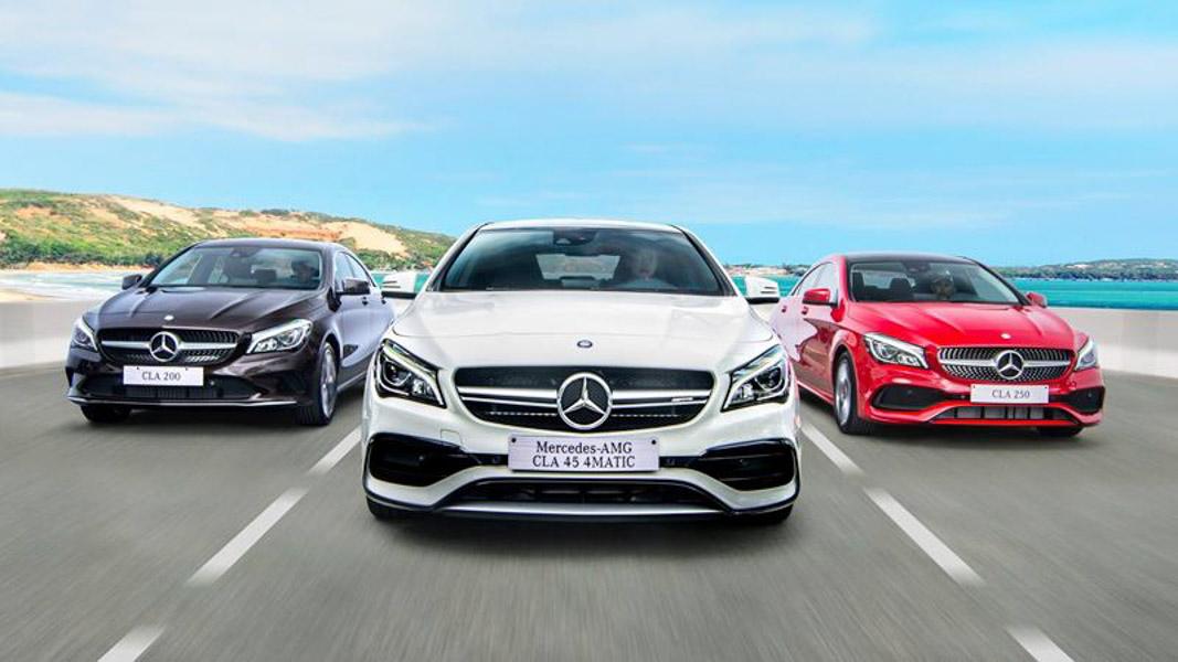 Lỗi túi khí, Mercedes-Benz Việt Nam triệu hồi thêm gần 300 xe