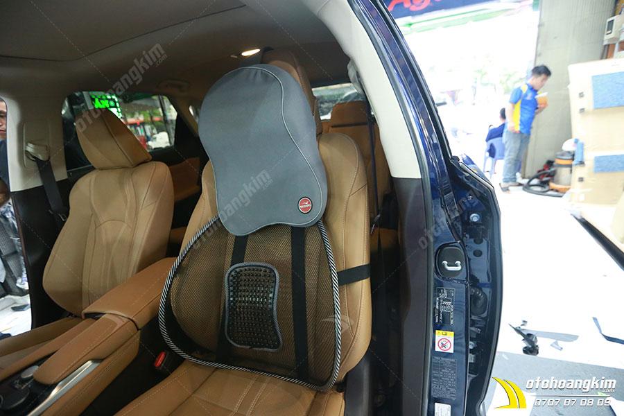 Lót ghế ô tô dạng lưới thoáng khí