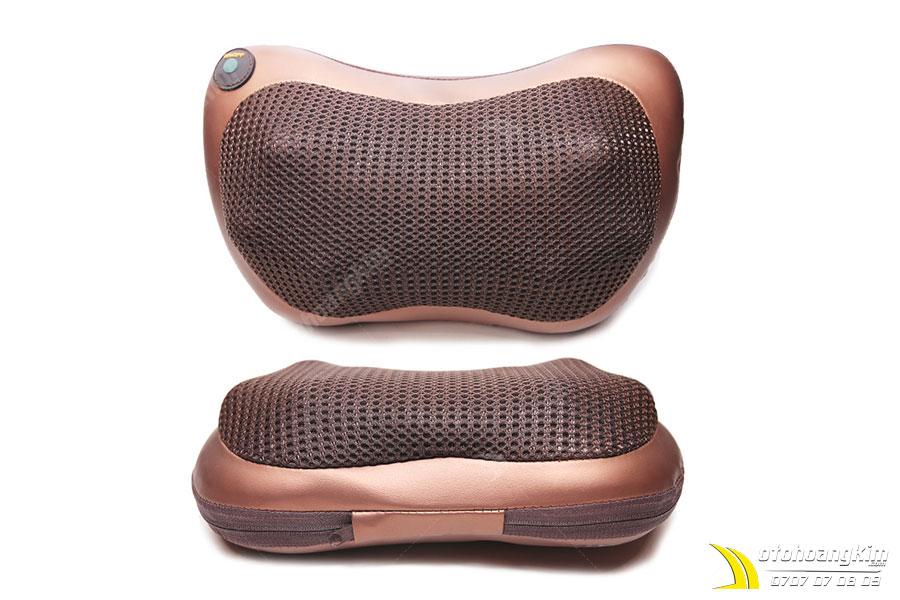 Một số sản phẩm lót ghế ô tô có tích hợp thêm máy massage bên trong