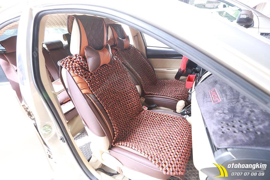 Các sản phẩm lót ghế ô tô mang đến cho người ngồi cảm giác thoải mái