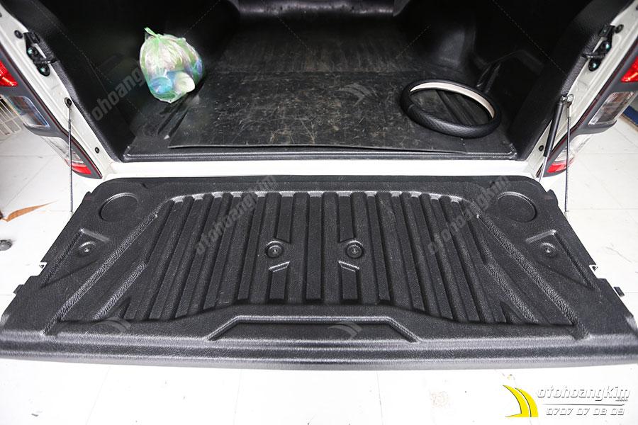 Lót thùng xe bán tải Ford Ranger