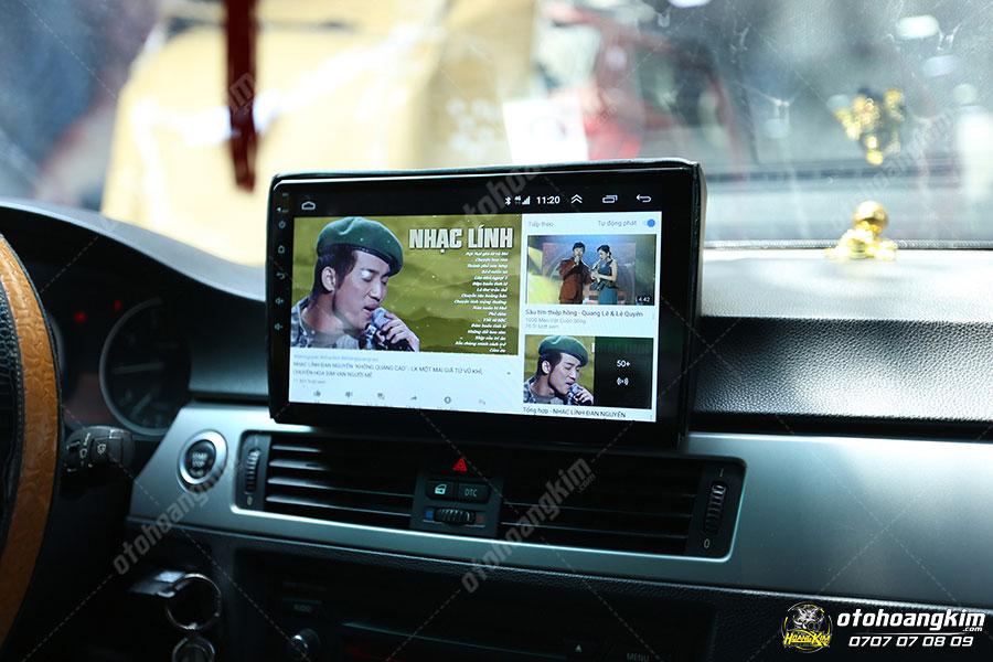 Màn hình DVD ô tô thông mình trên xe
