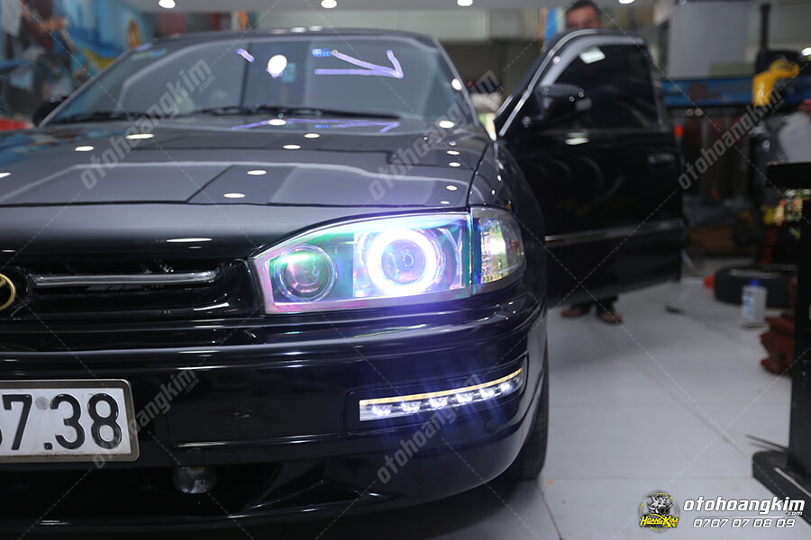 Mẫu độ đèn của Toyota Camry