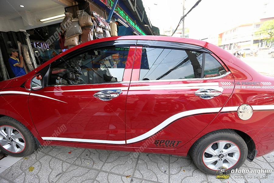 Vè Che Mưa Hyundai i10 Mẫu Mới Nhất