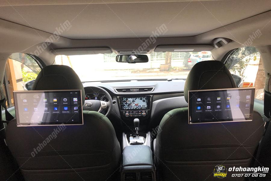 Nâng cấp âm thanh - hình ảnh Nissan tại Ô Tô Hoàng Kim chi nhánh Tp.HCM