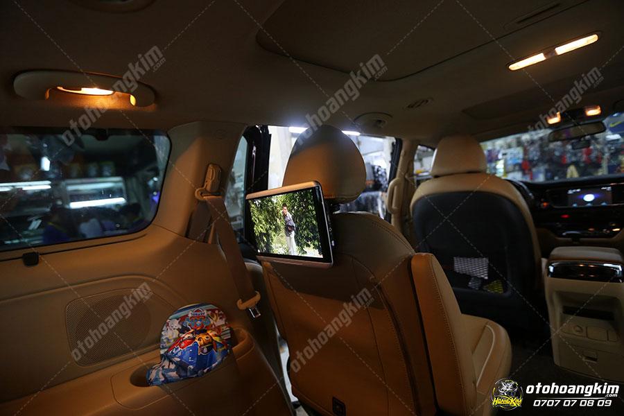 Nâng cấp âm thanh - hình ảnh ô tô Vios