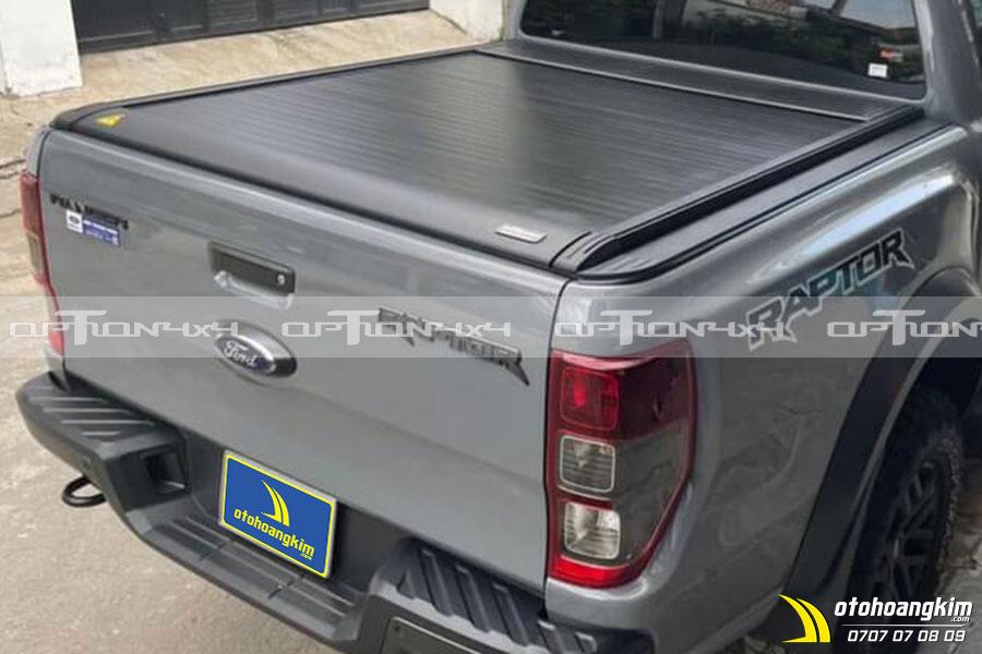 Nắp thùng cuộn Option 4x4 cho xe Raptor