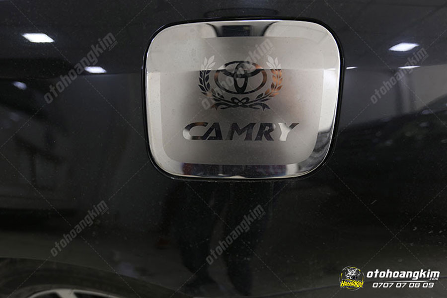 Nắp xăng ô tô Toyota Camry