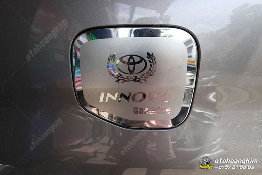 Nắp xăng ô tô Toyota Innova