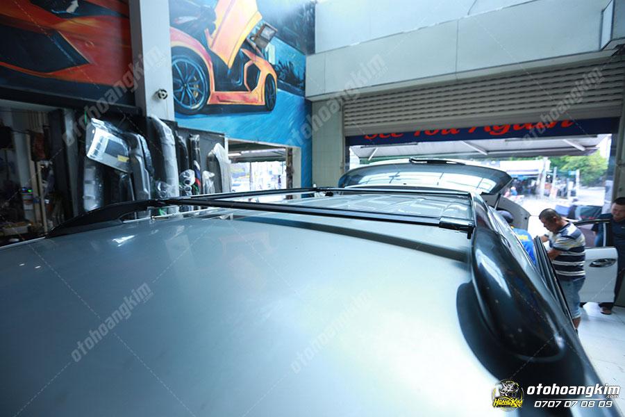 Ô tô Hoàng Kim chuyên baga mui cho mọi dòng xe
