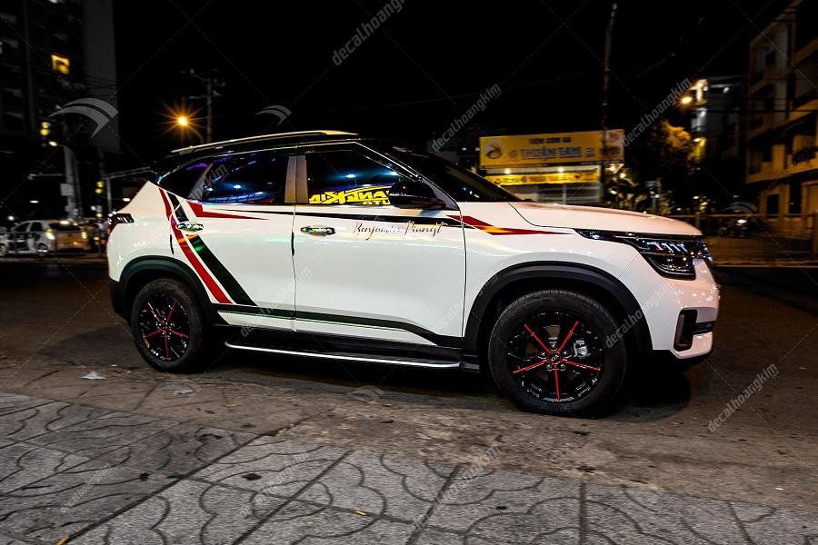 Ô tô Hoàng Kim chuyên cung cấp phụ kiện Kia Seltos chính hãng