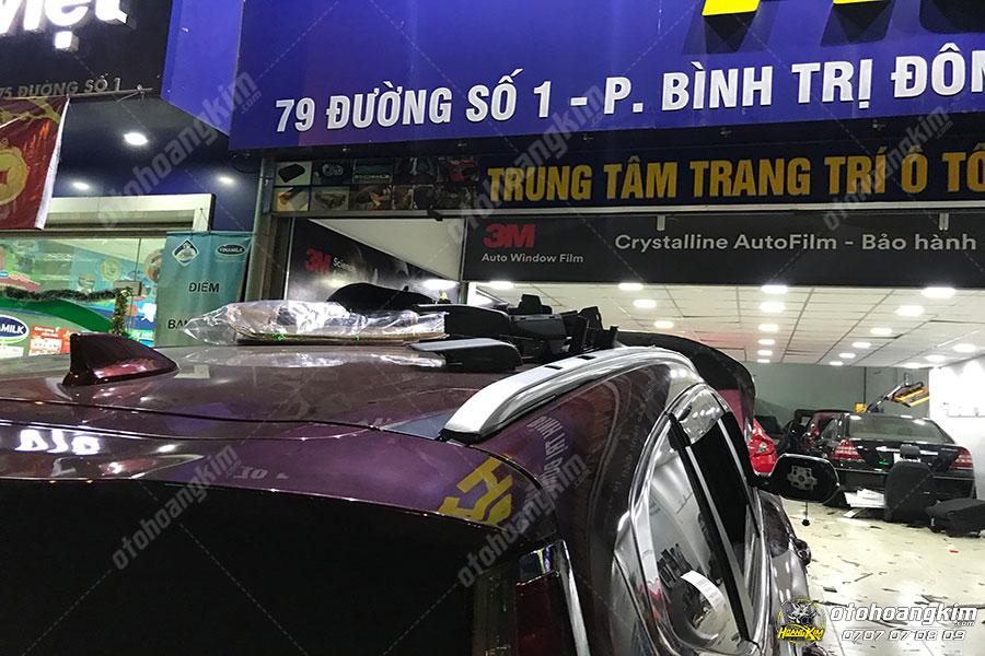 Ô tô Hoàng Kim chuyên cung cấp lưới trùm giữ đồ ô tô