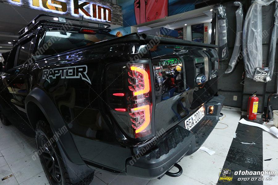 Hoàng Kim chuyên lắp ốp cản sau ô tô cho các dòng xe