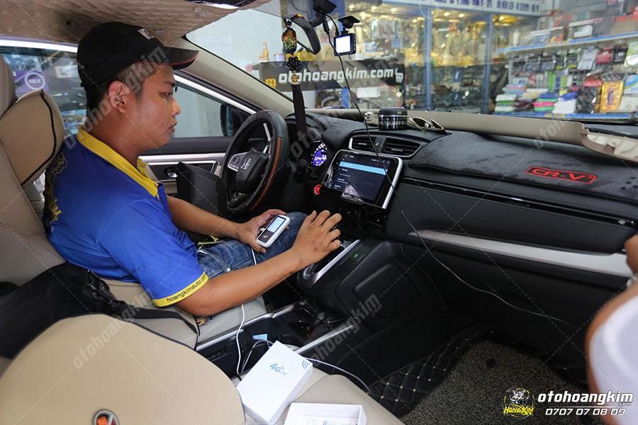 Ô tô Hoàng Kim chuyên nâng cấp âm thanh - hình ảnh ô tô