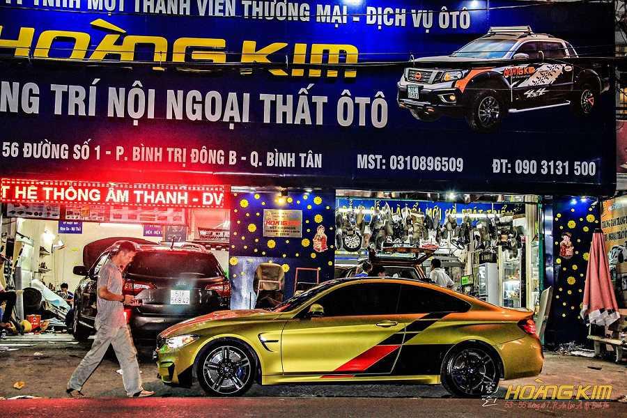 Ô tô Hoàng Kim có mẫu mã đa dạng