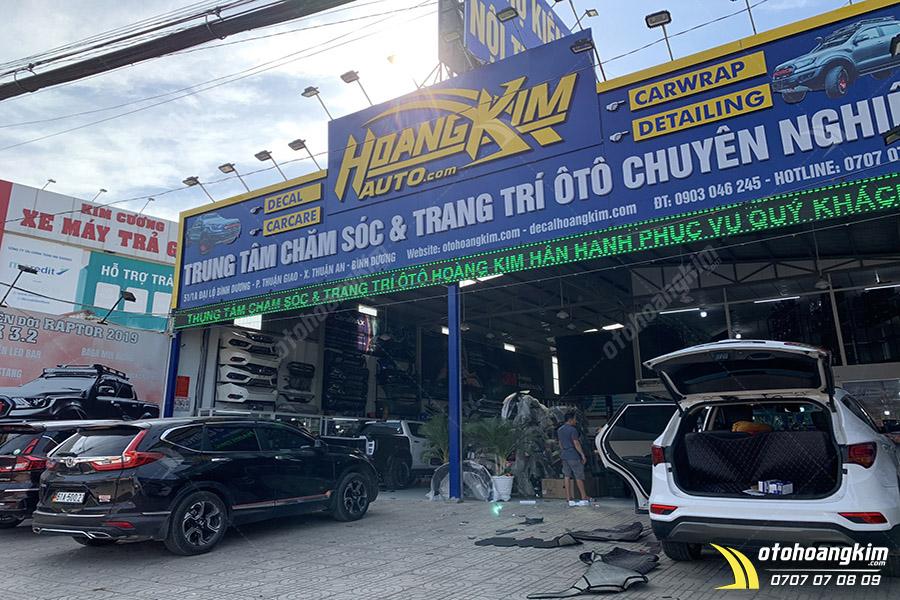 Ô tô Hoàng Kim có đa dạng sản phẩm chính hãng