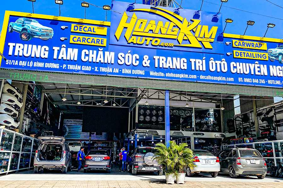 Lót cốp ô tô tại Hoàng Kim phân phối sỉ - lẻ toàn quốc