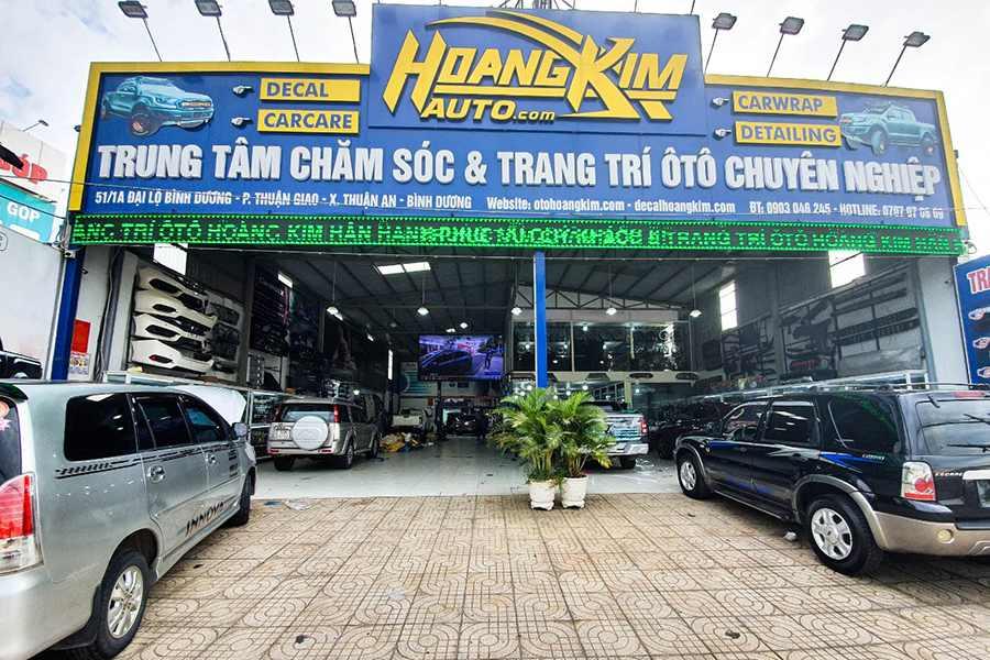 Ô tô Hoàng Kim địa chỉ bán giá nóc rẻ - chất lượng