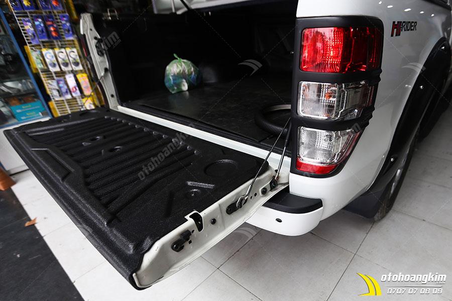 Ô tô Hoàng Kim chuyên bán và lắp lót thùng xe bán tải