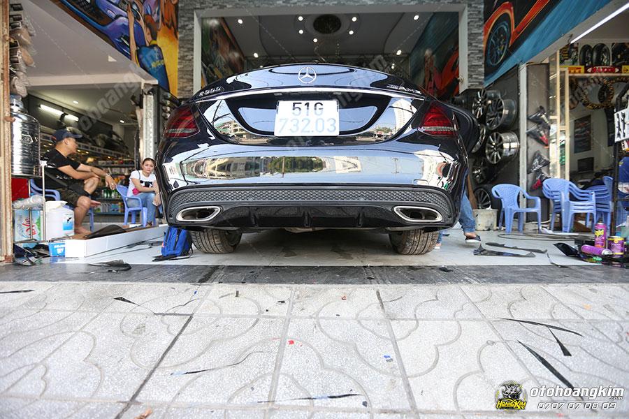 Ô tô Hoàng Kim phân phối lip chia pô cho nhiều dòng xe khác nhau