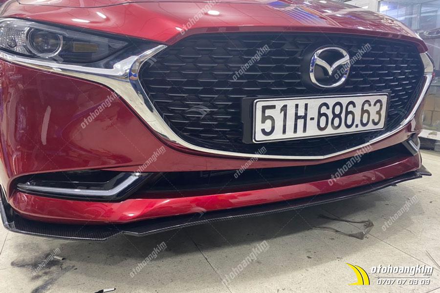 Ốp Cản Trước Mazda 3 Mẫu Mới Nhất Tháng 11/2020