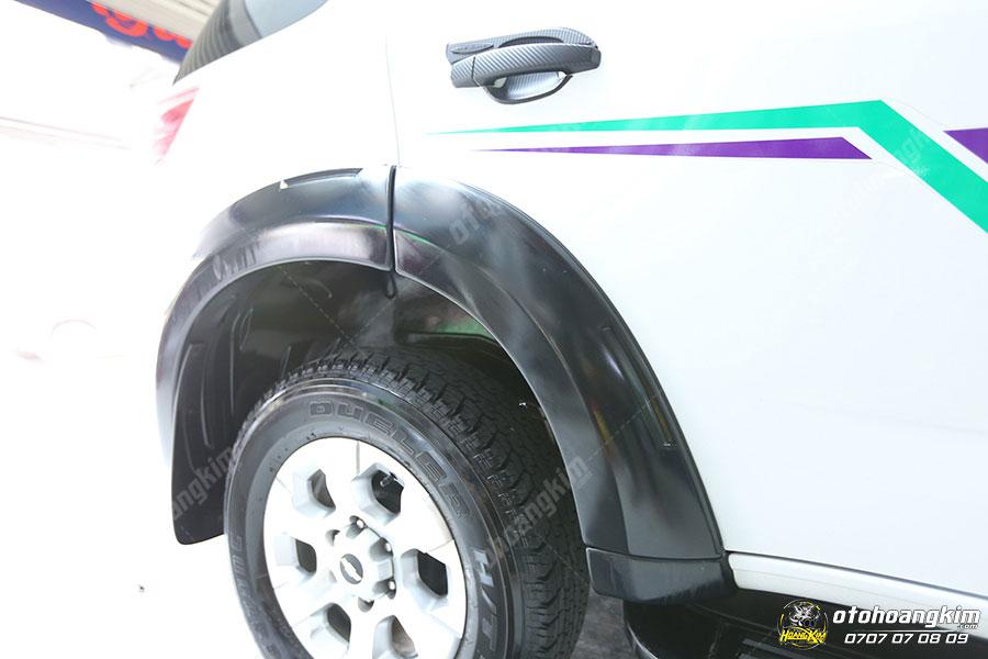 Ốp cua lốp ô tô Chevrolet Chaiblazer