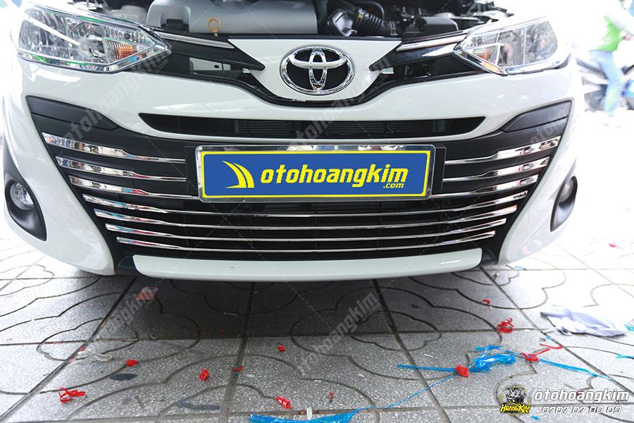 Ốp ga lăng ô tô cho chiếc Toyota Vios