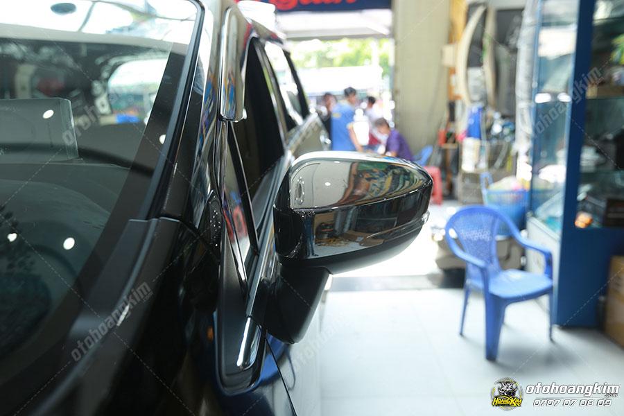Ốp gương chiếu hậu cho xe ô tô Xpander