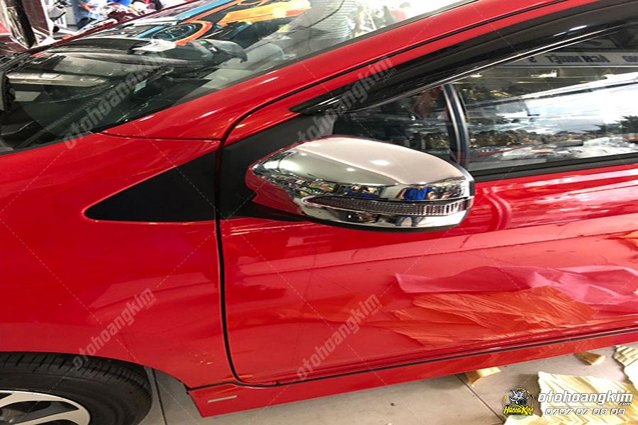 Ốp gương chiếu hậu ô tô Toyota Wigo