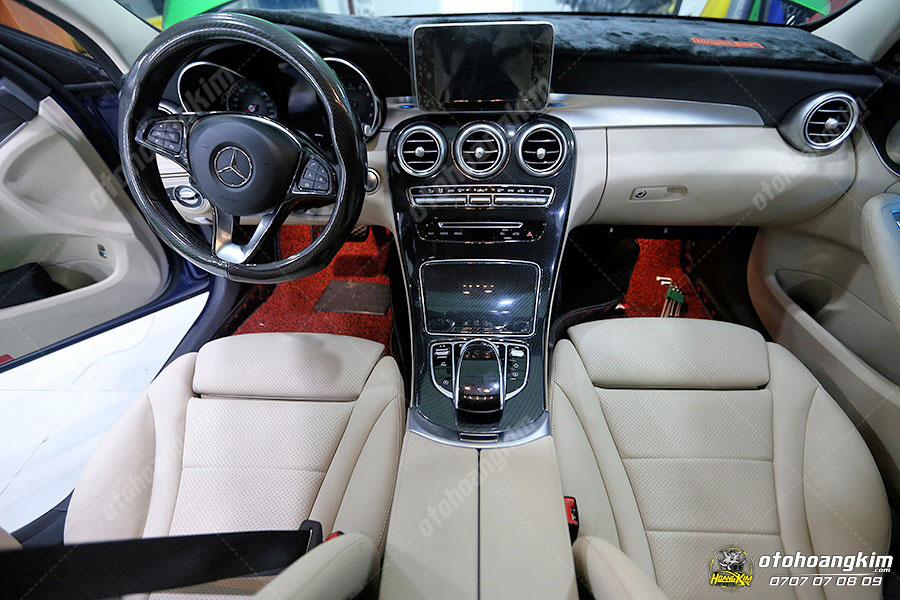 Ốp nội thất ô tô cho Mercedes GLC