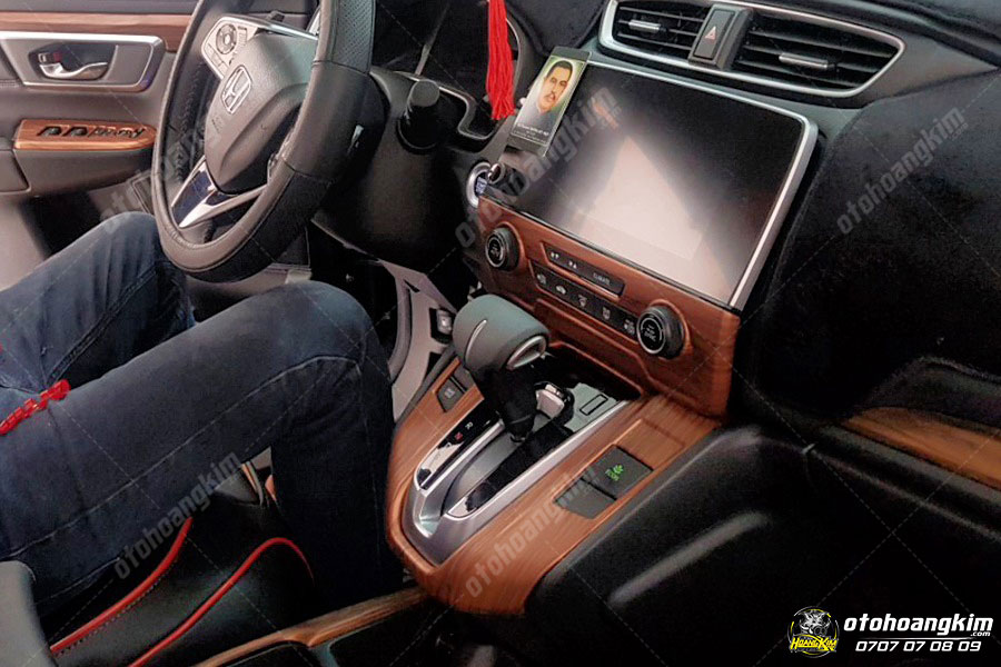 Ốp nội thất ô tô nguyên bộ cho Honda CRV 2018