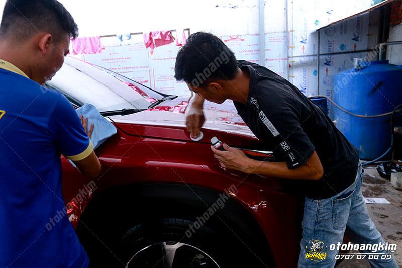 Chăm sóc xe ô tô giúp hiệu quả hoạt động xe luôn ổn định