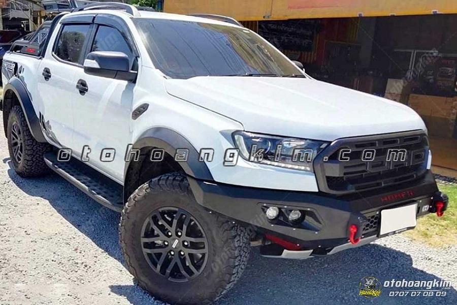 Độ body kit cho Ford Ranger