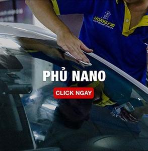 Dịch vụ sơn phủ nano ô tô tốt nhất
