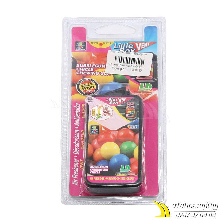 Sáp thơm ô tô Little Box hương Bubblegum
