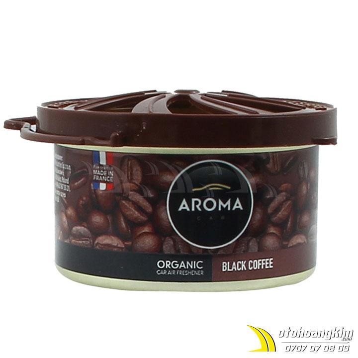 Sáp thơm ô tô hiệu Aroma hương cafe