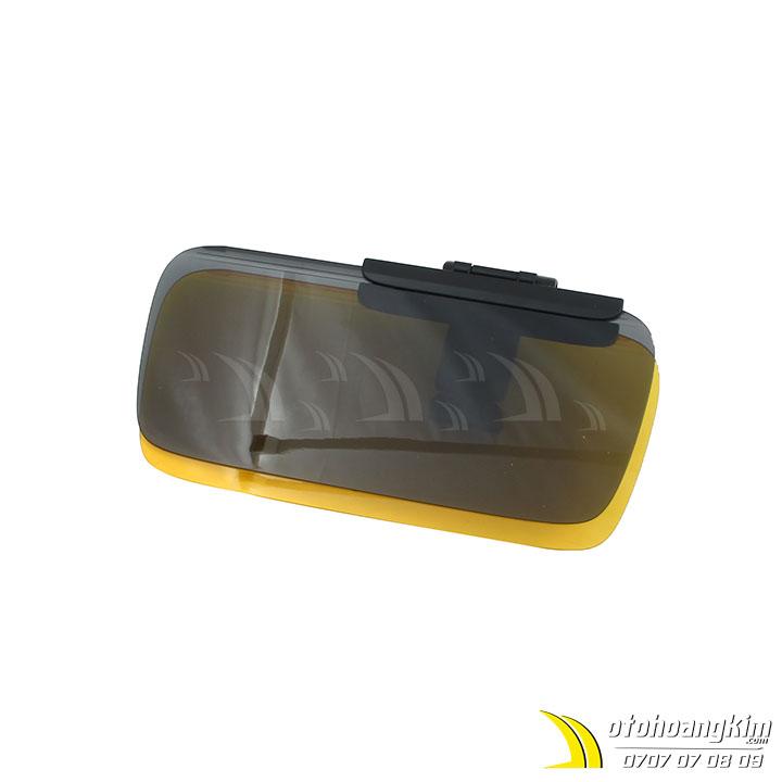 Tấm chống chói ô tô 2 lớp có thể sử dụng được cả ngày và đêm