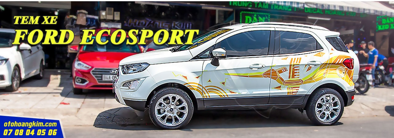 Tem Xe Ford Ecosport