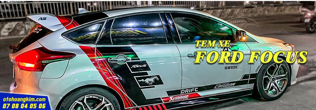 Tem Xe Ford Focus
