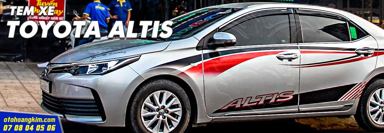 sản phẩm Altis