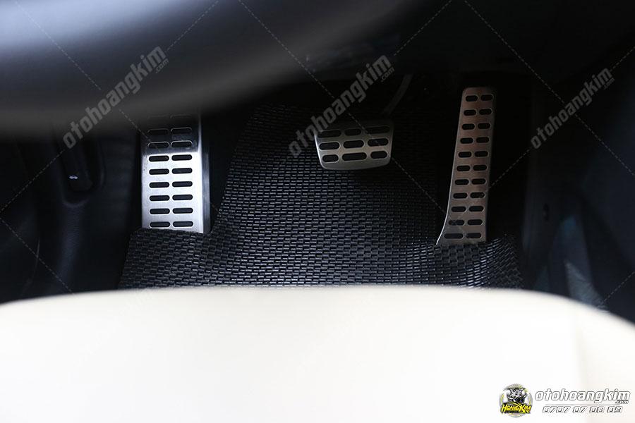 Thảm lót sàn ô tô dạng 3D cho Kia Cerato