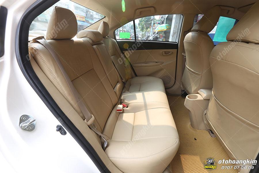 Thảm lót sàn ô tô 3D cho Toyota Vios
