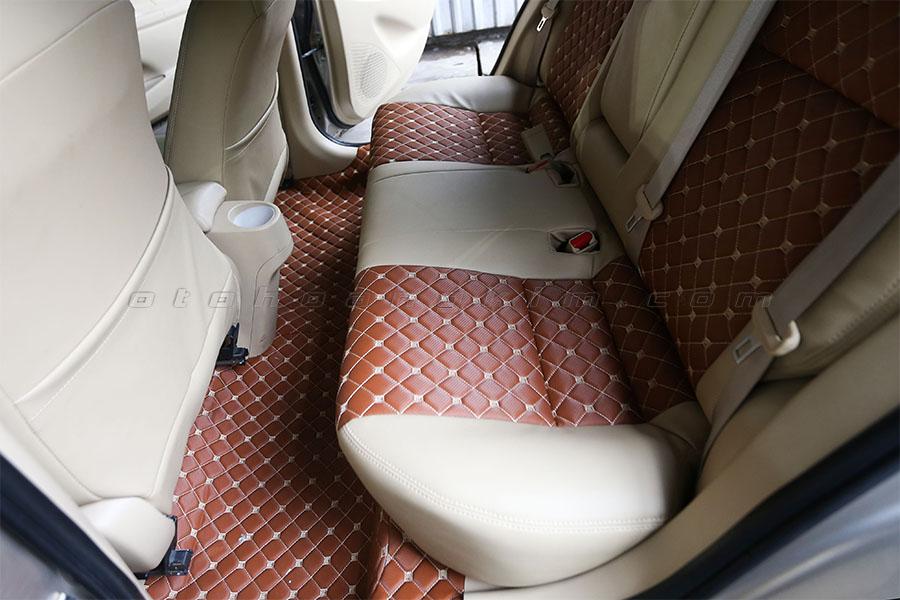 Vios diện mạo mới với mẫu thảm lót sàn ô tô đọc đáo, giá rẻ