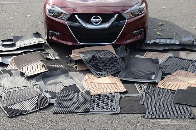 Thảm lót sàn ô tô và những điều cần biết